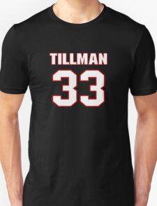 NFL Player Charles Tillman thirtythree 33 T-Shirt