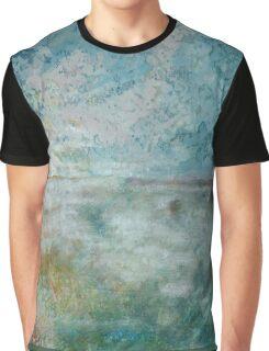 Foggy morning calm Graphic T-Shirt