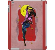 The Wolf-Girl Pinup iPad Case/Skin