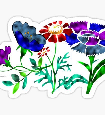 Shatter Garden Sticker