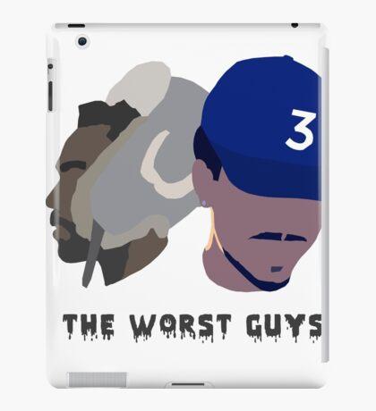 The Worst Guys - Chance + Gambino iPad Case/Skin
