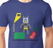 Crossover 18 - The Block Knight Unisex T-Shirt