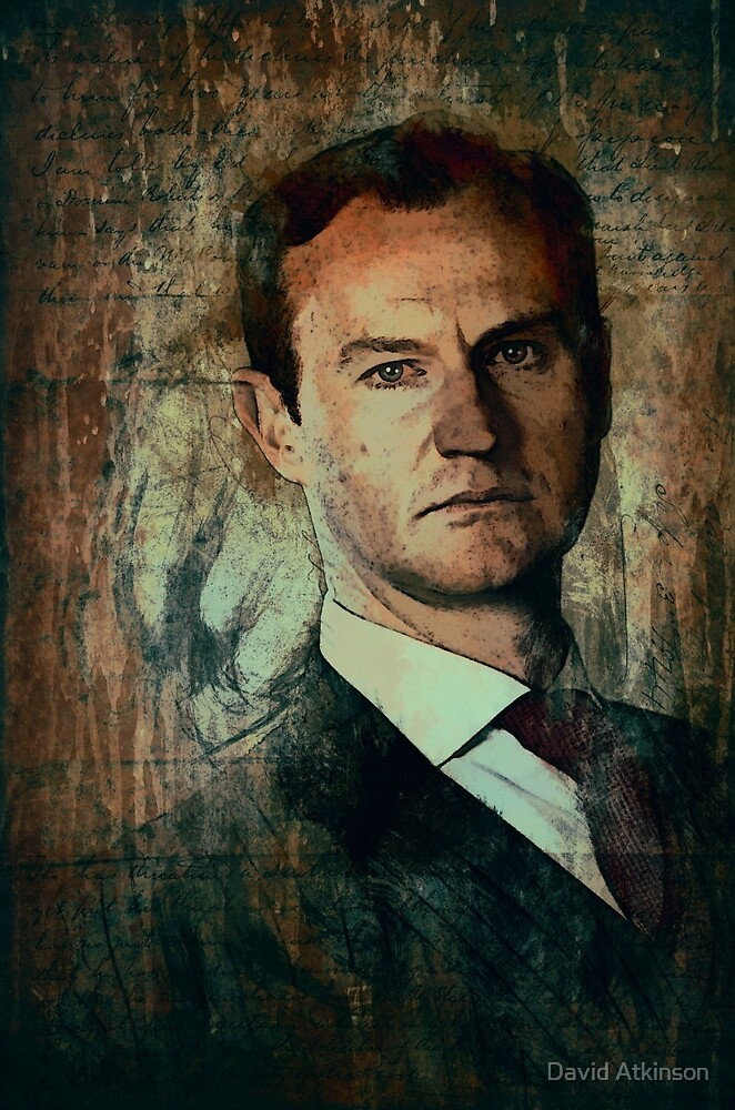 Mycroft by David Atkinson
