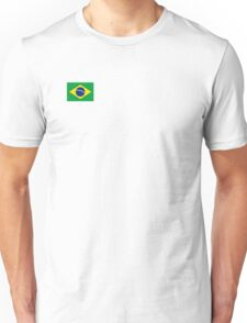 come to brazil Unisex T-Shirt