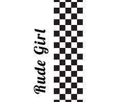 Ska - Rude Girl by Dammo