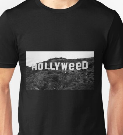 Hollyweed exclusive Unisex T-Shirt