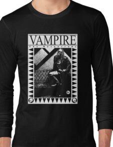 Retro: Vampire: The Masquerade Leg Up Long Sleeve T-Shirt
