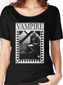 Retro: Vampire: The Masquerade Leg Up Women's Relaxed Fit T-Shirt
