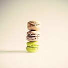 Macaroons  by Caroline Mint