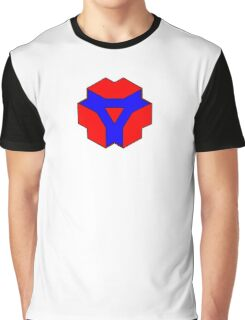 The Shape. Graphic T-Shirt