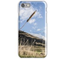 Arthur's seat iPhone Case/Skin
