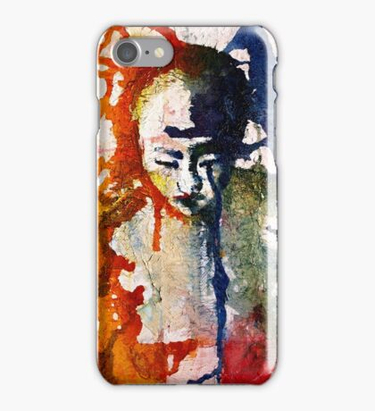The Face iPhone Case/Skin