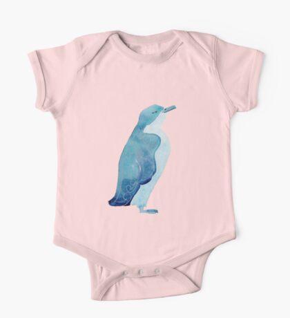 Little blue penguin One Piece - Short Sleeve