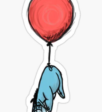 Eeyore Sticker