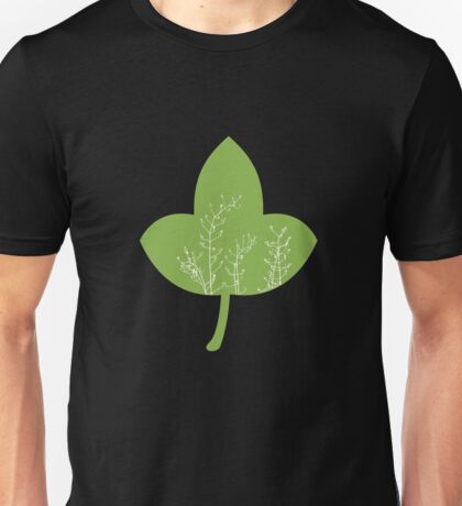 Greenery -  Pantone Color of the Year 2017 Unisex T-Shirt