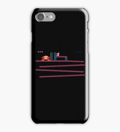 Kong. iPhone Case/Skin
