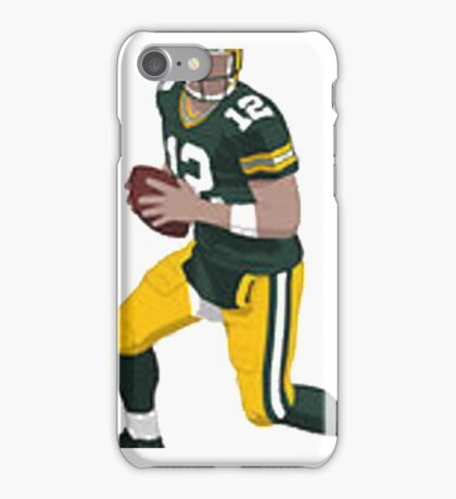 Rodgers iPhone Case/Skin