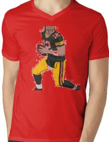 Rodgers Mens V-Neck T-Shirt