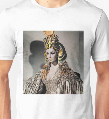 Elizabeth Taylor as Cleopatra Unisex T-Shirt
