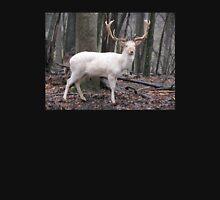 White Fallow Deer (Leucistic) Unisex T-Shirt