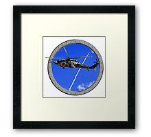 HH-60 Framed Print