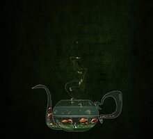 Mad for Tea by Barbora  Urbankova