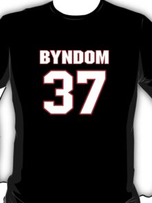 NFL Player Carrington Byndom thirtyseven 37 T-Shirt