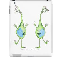 Mirror neurons iPad Case/Skin