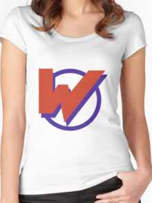Dr. Wily Logo (Alt) Women's Fitted Scoop T-Shirt