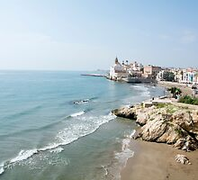 Sitges  by Shaun Colin Bell