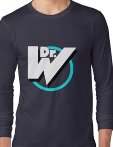 Dr. Wily Logo Long Sleeve T-Shirt