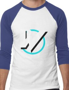 Dr. Wily Logo Men's Baseball ¾ T-Shirt