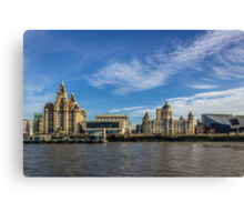 The Three Graces Canvas Print