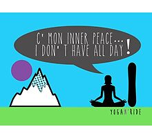 Inner Peace by yoganride