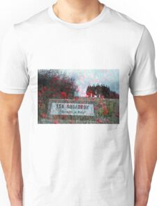 """Lest we forget ""- (iii) Unisex T-Shirt"
