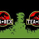 Tea-Rex Logo  by Dolphine