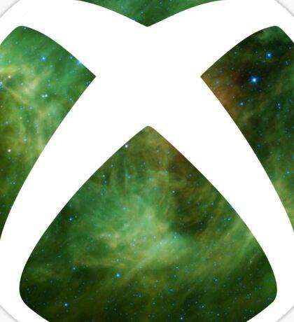XBOX Nebula Sticker