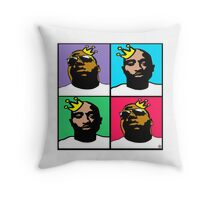 HIP-HOP ICONS: NOTORIOUS THUGS (4-COLOR) Throw Pillow