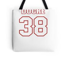 NFL Player Greg Ducre thirtyeight 38 Tote Bag