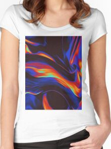 Draz Women's Fitted Scoop T-Shirt