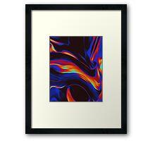 Draz Framed Print
