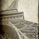 Eiffel Tower by Edward Fielding
