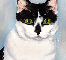 Cleo the Cat by Lisa Marie Robinson