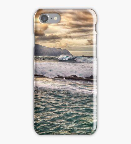 Golden Sky iPhone Case/Skin