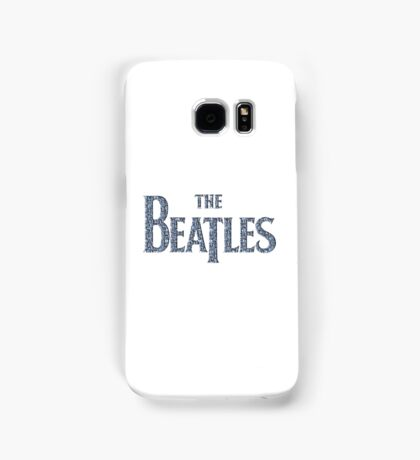 the beatles, The Beatles, Beatles, band, movie, poster the beatles Samsung Galaxy Case/Skin