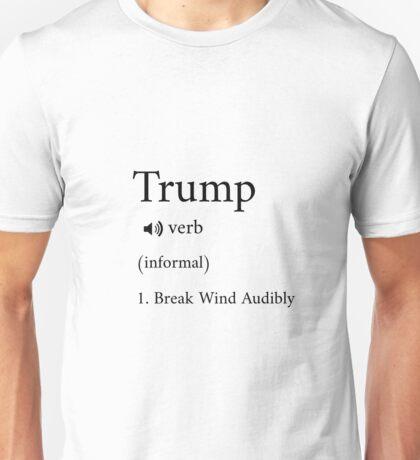 Trump definition Unisex T-Shirt