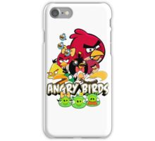 Angry Birds iPhone Case/Skin