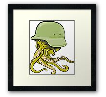 Warsquid Framed Print