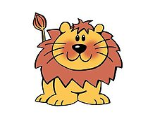 Cool Monty Lion Design  by zeeshanahmad88