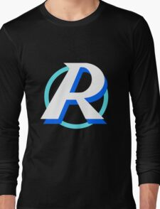 Dr. Light Logo Long Sleeve T-Shirt